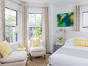 21 Broad Hotel by Rachel Reider Interiors