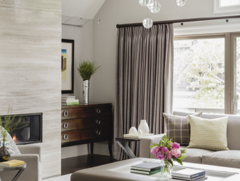 Residence by Leslie Fine Interiors